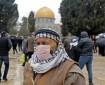 78 إصابة جديدة بفيروس كورونا في القدس المحتلة