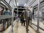 حكومة الاحتلال تصادق على تطعيم العمال الفلسطينيين