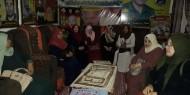 صور   مجلس المرأة يزور عوائل الشهداء والأسرى في غزة
