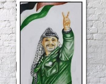 صور|| فنانة فلسطينية تطلق معرضا فنيا إلكترونيا يحكي قصة الوطن