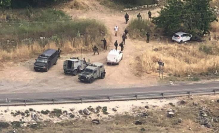 شهيد برصاص الاحتلال بزعم تنفيذ عملية دهس غرب رام الله (محدث)
