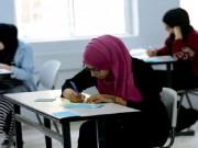 قلقيلية تغلق قاعة الثانوية العامة في قرية عزون عتمة