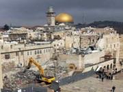 الاحتلال يستعد لهدم 200 منشأة تجارية في القدس