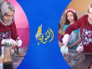 خاص بالفيديو|| خريجة جامعية تفتتح مشروعها الخاص بصناعة الآيس كريم في غزة