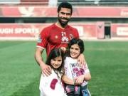 """إصابة زوجة اللاعب أحمد فتحي وبناته بـ""""كورونا"""""""