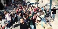 اعتصام للطلاب الفلسطينيين رفضا للإجراءات التعسفية بحقهم
