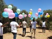 عودة البالونات الحارقة إلى المشهد والفصائل الفلسطينية تتوعد