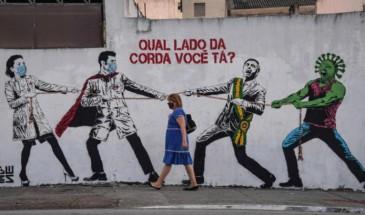 رئيس البرازيل يجدد التشكيك في فاعلية لقاحات كورونا