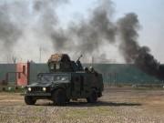 العراق: سقوط 3 صواريخ في محيط مطار بغداد