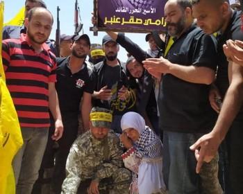 فيديو   أمن غزة يعترض موكب الأسير رامي عنبر ويعتقل العشرات