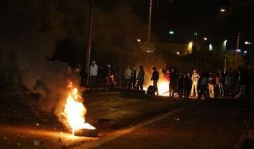 23 إصابة بالرصاص الحي والمطاطي خلال مواجهات في أبوديس
