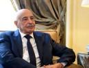 عقيلة صالح: لا يوجد حل عسكري للأزمة الليبية