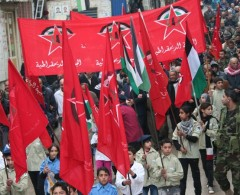 الديمقراطية: الحديث عن فريق فلسطيني للتفاوض مع الاحتلال انتهاك من السلطة للإجماع الوطني