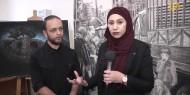 خاص بالفيديو   مصطفى الخطيب... فنان تشكيلي يبدع في تجسيد القضية الفلسطينية