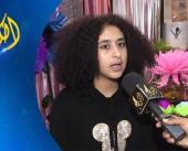 """لينا جبر.. طفلة فلسطينية تبدع في فن """"الأوريغامي"""" و""""الكويلينج"""""""