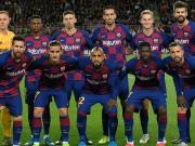 رسميا.. مدافع برشلونة يعلن رحيله عن الفريق
