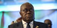 رئيس غانا يعزل نفسه لمدة 14 يومًا