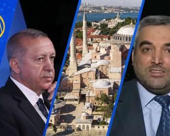خاص بالفيديو|| معارض تركي: أردوغان حوّل متحف آيا صوفيا إلى مسجد للتغطية على فشله الاقتصادي