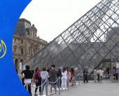 خاص|| متحف اللوفر يعاود استقبال الجمهور بنسبة إشغال 20%