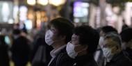 اليابان: 224 إصابة جديدة بفيروس كورونا