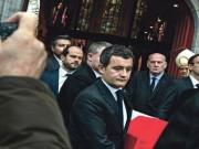 """الآلاف يتظاهرون في فرنسا رفضًا لتعيين """"المغتصب"""" وزيرًا للداخلية"""