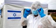 صحة الاحتلال: 20 وفاة و2565 إصابة جديدة بفيروس كورونا