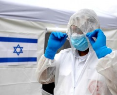 الاحتلال: 16 إصابة بفيروس كورونا داخل دار رعاية مسنين