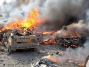 سوريا: إصابة مفتي دمشق بانفجار عبوة ناسفة في قدسيا