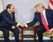 السيسي وترامب يتفقان على تثبيت وقف إطلاق النار في ليبيا