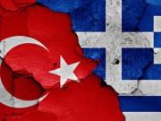 وزيرا خارجية تركيا واليونان يتبادلان التراشق بالألفاظ خلال مؤتمر صحفي