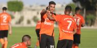 خالد النبريص.. موهوب الكرة الفلسطينية الصاعد