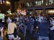 شرطة الاحتلال تعتقل 14 من المتظاهرين ضد سياسة نتنياهو في إدارة ملف كورونا