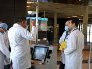 تسجيل 61 وفاة و4580 إصابة جديدة بفيروس كورونا في الأردن
