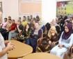 صور|| تيار الإصلاح ينظم لقاءا حواريا للممرضين في رفح
