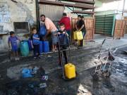 تداعيات تفاقم أزمة تلوث المياه في غزة على المواطنين