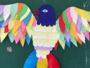 رنين الزريعي .. فنانة تشكيلية تبدع بالرسم على وجوه الأطفال