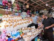 فيديو|| أجواء عيد الأضحى المبارك في غزة