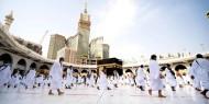 الحجاج يواصلون أداء مناسك الحج في ثاني أيام عيد الأضحى