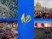 خاص بالفيديو|| أجواء الفرحة تعم الأراضي الفلسطينية احتفالا بعيد الأضحى