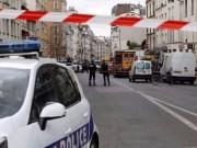 مسلح يحتجز 6 رهائن داخل بنك في فرنسا