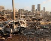 كارثة انفجار مرفأ بيروت