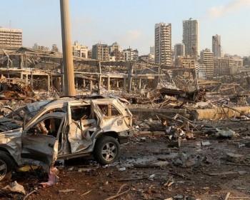 FBI و3 فرق أجنبية يشاركون في تحقيقات انفجار بيروت