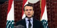 الرئيس الفرنسي يصل إلى بيروت ويؤكد: التضامن مع لبنان واجب