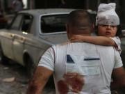 يونيسيف: نحو 80 ألف طفل لبناني فقدوا منازلهم وأصبحوا نازحين
