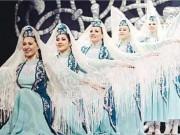 وزارتي الثقافة الفلسطينية والروسية يبثان عرضاً فنياً لفرقة الرقص الحكومية لجمهورية تترستان
