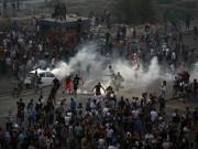 فيديو وصور|| تجدد الاشتباكات بين متظاهرين وقوى الأمن في بيروت