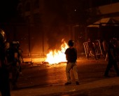 شاهد| أمن السلطة بلباس مدني يطلق النار تجاه كوادر حركة فتح في بلدة الرام بالقدس