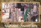 واقع المخيمات الفلسطينية في لبنان