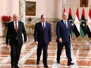 عقيلة صالح يصل القاهرة في إطار مساعي تحريك الأزمة الليبية