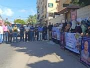 صور|| تيار الإصلاح يشارك بوقفة في غزة تضامنا مع الأسرى
